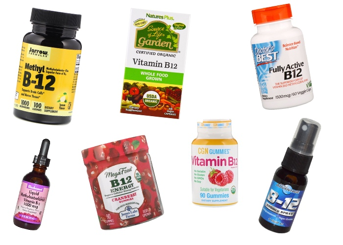 Веганство и витамин B12